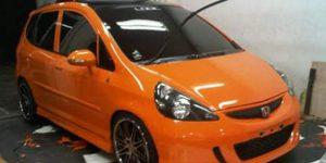 Langkah Pemasangan Cutting Sticker Kendaraan Mobil dan Motor