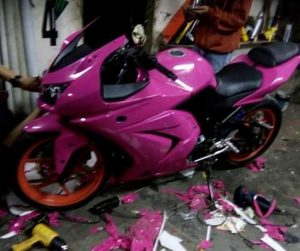 Wrapping Motor Sport